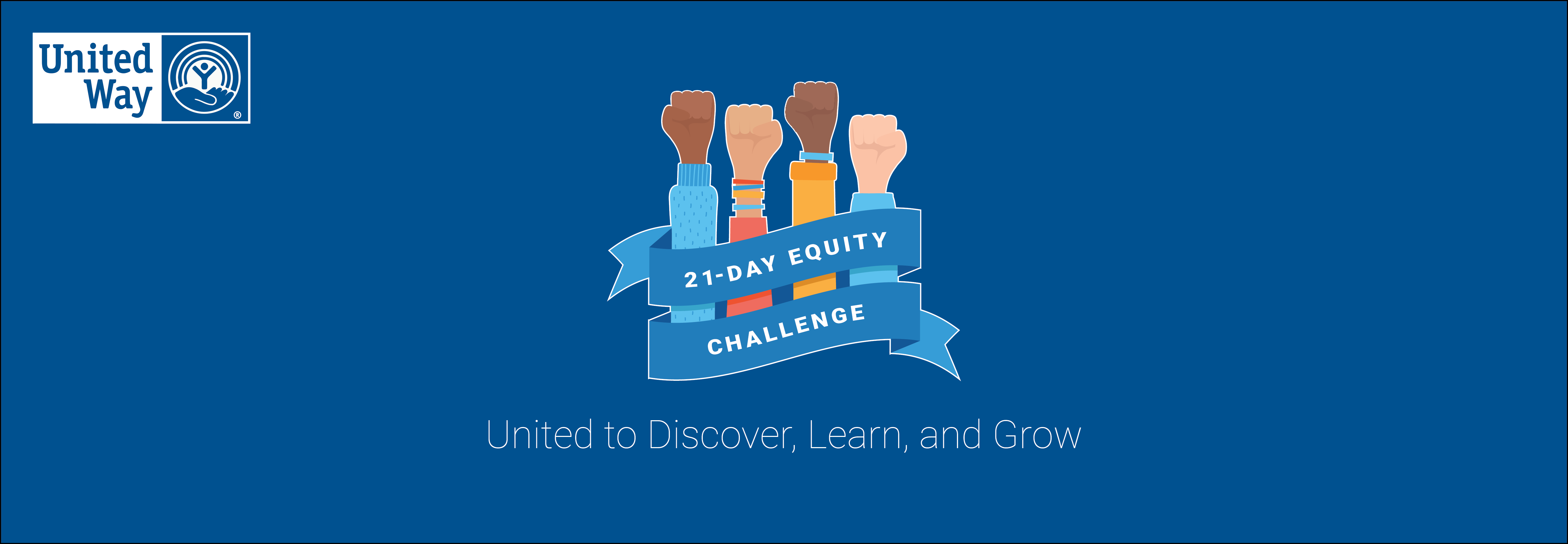 Equity Challenge - webpage banner